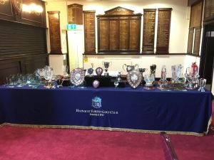 juniors trophy's and awards